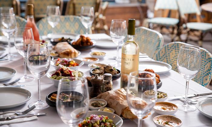 2 מסעדת יוליה YULIA, נמל תל אביב