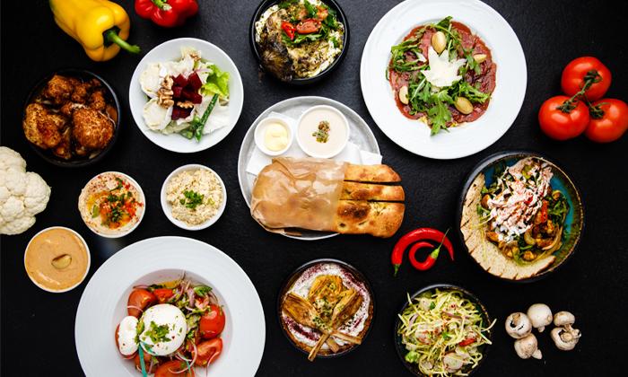 4 מסעדת יוליה YULIA, נמל תל אביב