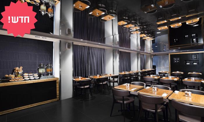 6 מסעדת Ciela Rooftop Lounge מלון אלכסנדר, תל אביב