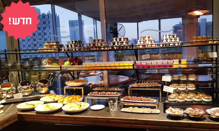 2 מסעדת Ciela Rooftop Lounge מלון אלכסנדר, תל אביב