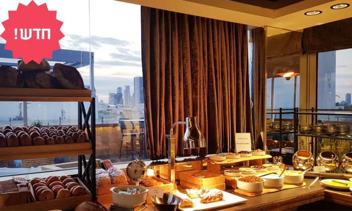 8 מסעדת Ciela Rooftop Lounge מלון אלכסנדר, תל אביב
