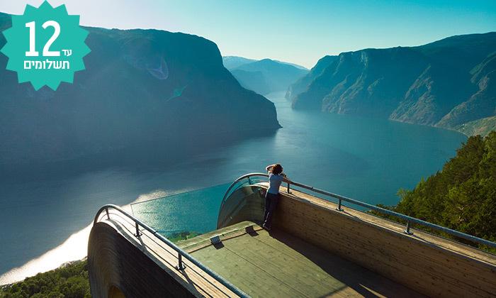 3 טיול מאורגן בקיץ לנורבגיה והפיורדים