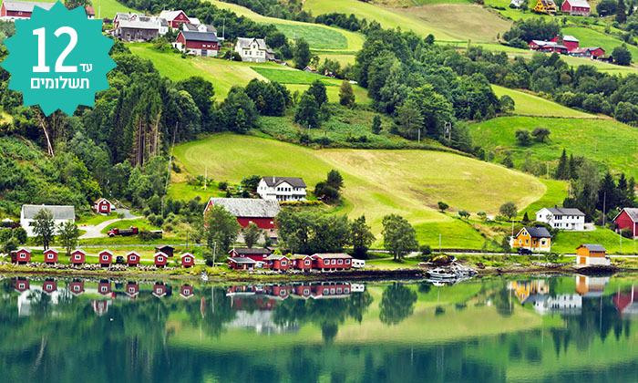 4 טיול מאורגן בקיץ לנורבגיה והפיורדים