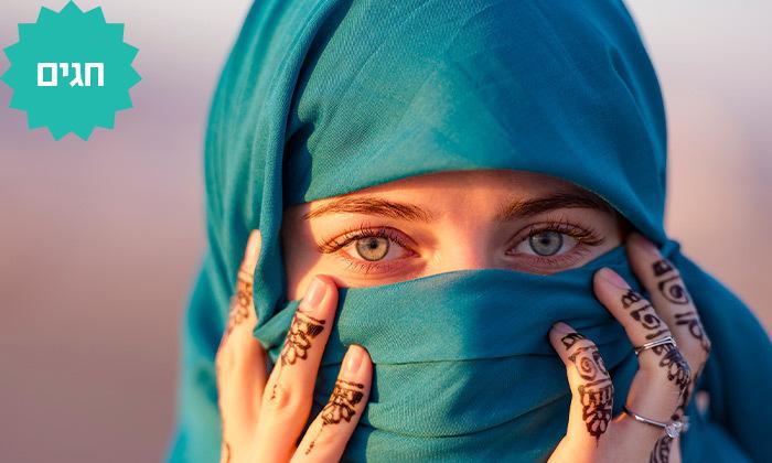 6 קיץ וחגים במרוקו - טיול מאורגן