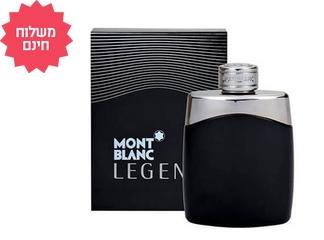 בושם לגבר Mont Blanc Legend