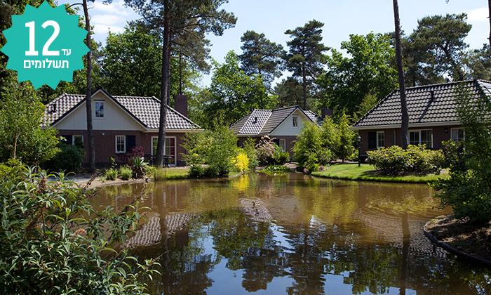 6 חבילת נופש משפחתית בהולנד - פסח
