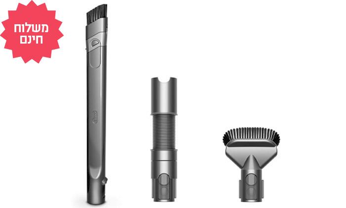 5 שואב אבק ציקלוני Dyson V11 Torque, משלוח חינם
