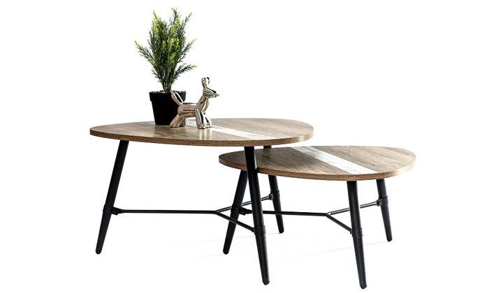 5 שולחן קפה בעיצוב טיפה