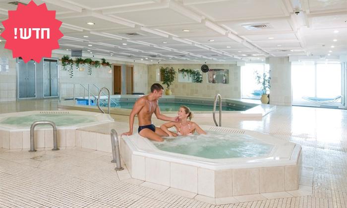 4 יום כיף במלון לאונרדו קלאב, ים המלח