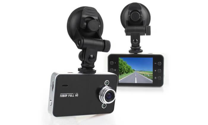 2 מצלמת רכב מקליטה HD