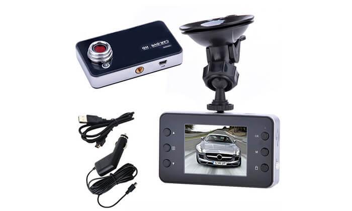 3 מצלמת רכב מקליטה HD