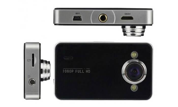 4 מצלמת רכב מקליטה HD
