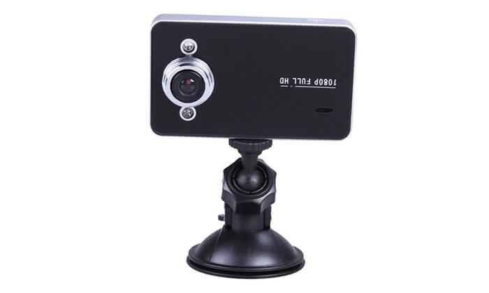 8 מצלמת רכב מקליטה HD
