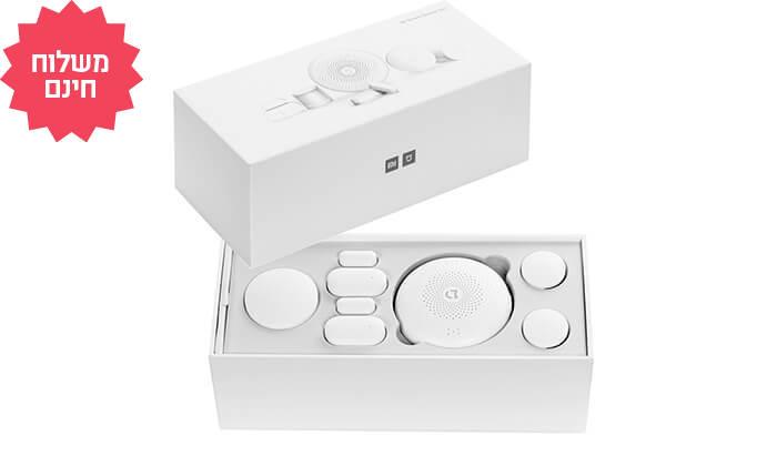 3 מערכת בית חכם Mi Smart, משלוח חינם