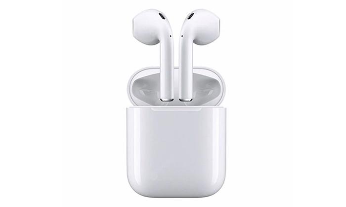 2 אוזניות Bluetooth אלחוטיות