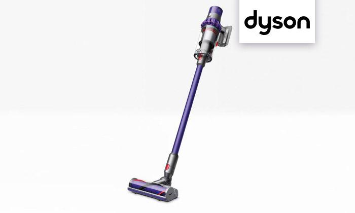2 ל-24 שעות: שואב אבק ציקלוני Dyson V10 Animal, משלוח חינם