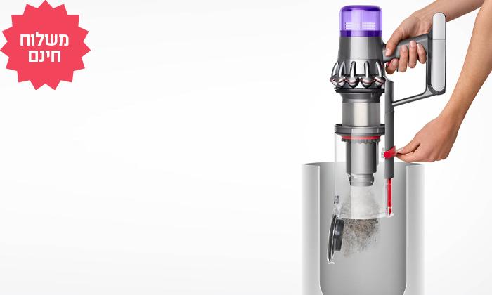 4 שואב אבק ציקלוני Dyson V11 Absolute, משלוח חינם