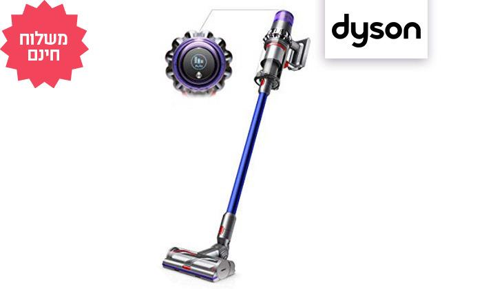2 שואב אבק ציקלוני Dyson V11 Absolute, משלוח חינם