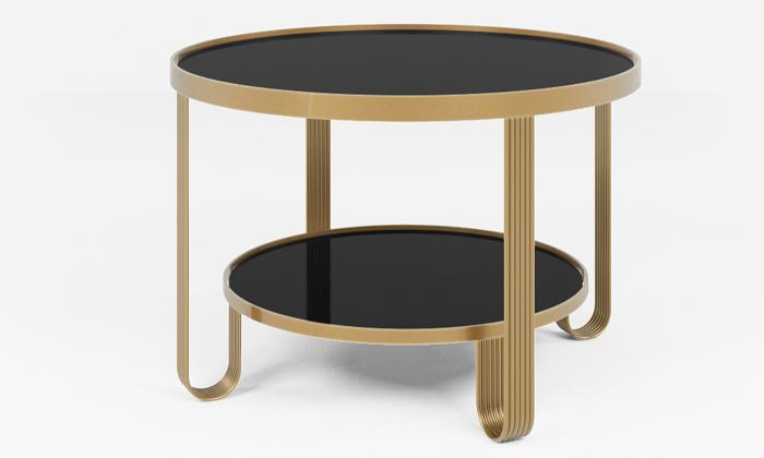 3 שולחן עגול לסלון RAZCO