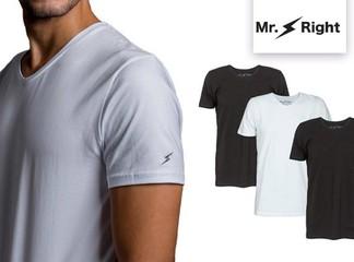 מארז 3 חולצות טי שירט לגבר
