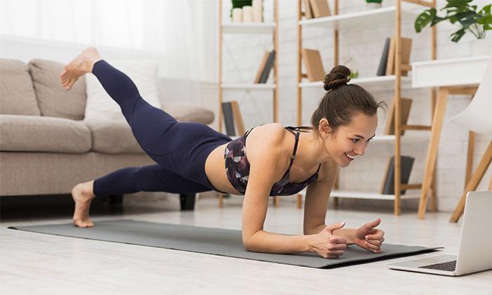 10 מנוי לחודש ל-Fitness Online - אתר אימוני כושר לכל המשפחה