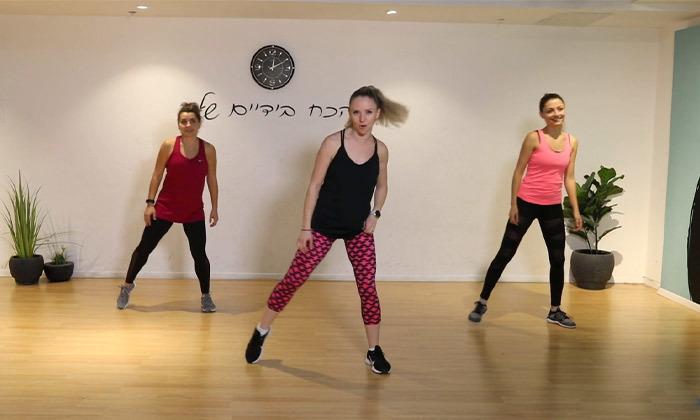 5 מנוי לחודש ל-Fitness Online - אתר אימוני כושר לכל המשפחה
