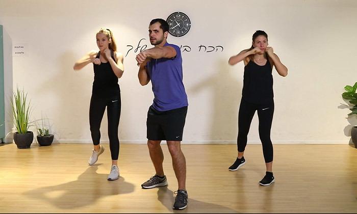 8 מנוי לחודש ל-Fitness Online - אתר אימוני כושר לכל המשפחה