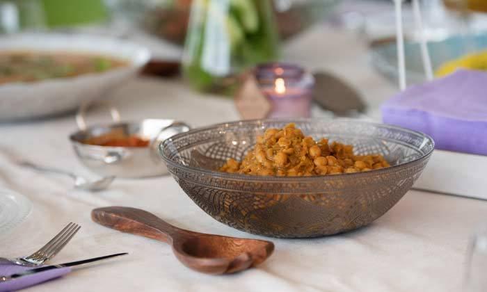 5 ארוחת טעימות הודית מ-NOOLA במשלוח חינם