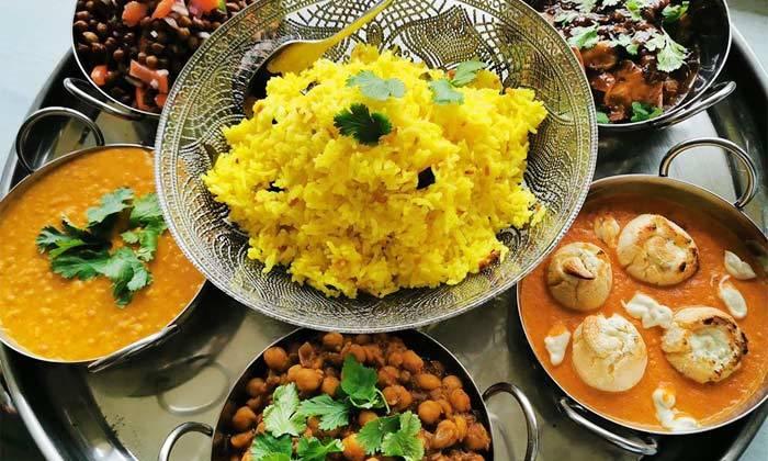 3 ארוחת טעימות הודית מ-NOOLA במשלוח חינם