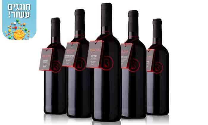 7 מארז יינות כשרים מ-Bazak Winery