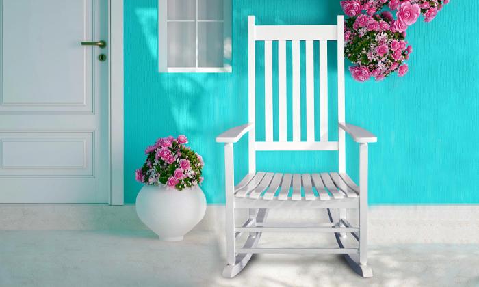 4 כיסא נדנדה