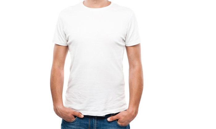 6 מארז 4 חולצות טי-שירט לגברים Delta