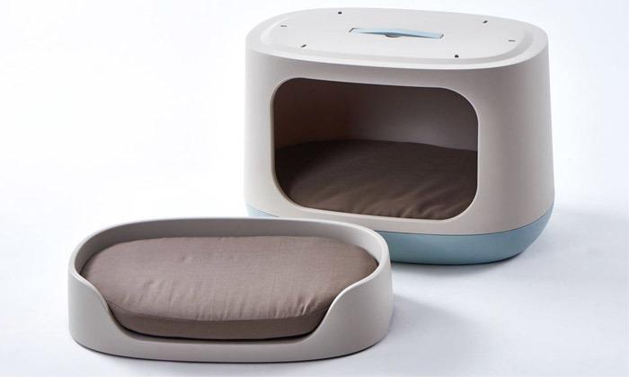 3 מנשא ומיטה לחיות מחמד BUNKBED 3 IN 1 של כתר