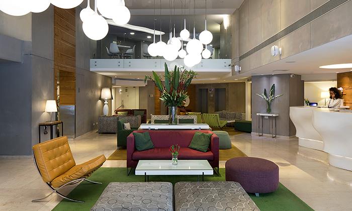 """4 חופשה זוגית במלון מטרופוליטן תל אביב, כולל סופ""""ש ושבועות"""