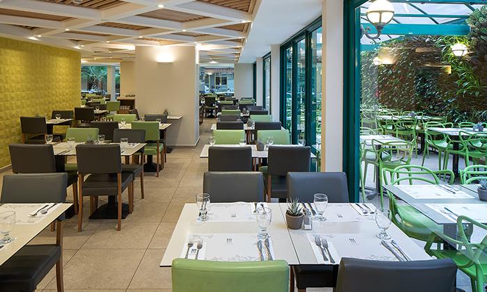 """7 חופשה זוגית במלון מטרופוליטן תל אביב, כולל סופ""""ש ושבועות"""