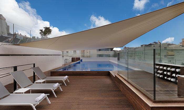 """8 חופשה זוגית במלון מטרופוליטן תל אביב, כולל סופ""""ש ושבועות"""