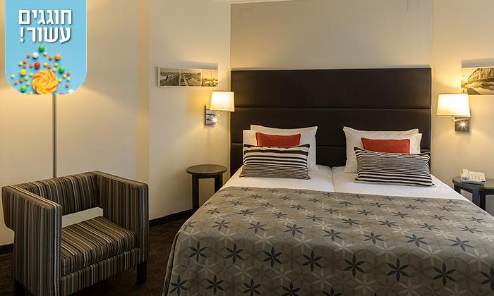 """3 חופשה זוגית במלון מטרופוליטן תל אביב, כולל סופ""""ש"""