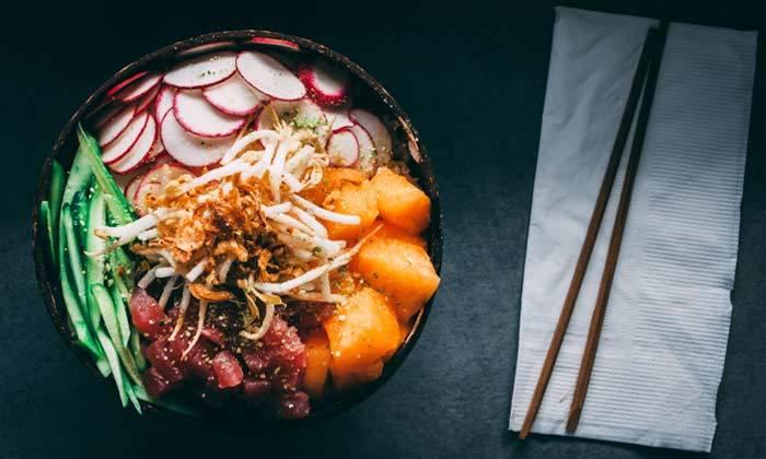 7 מסעדת פו האנה PAU HANA, רעננה