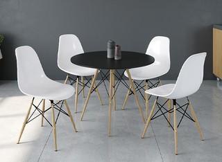 פינת אוכל 4 כיסאות דגם סורנטו