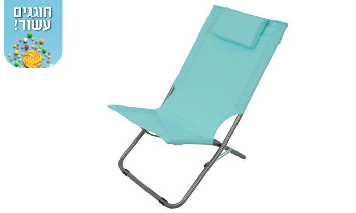 5 כיסא ים מתקפל