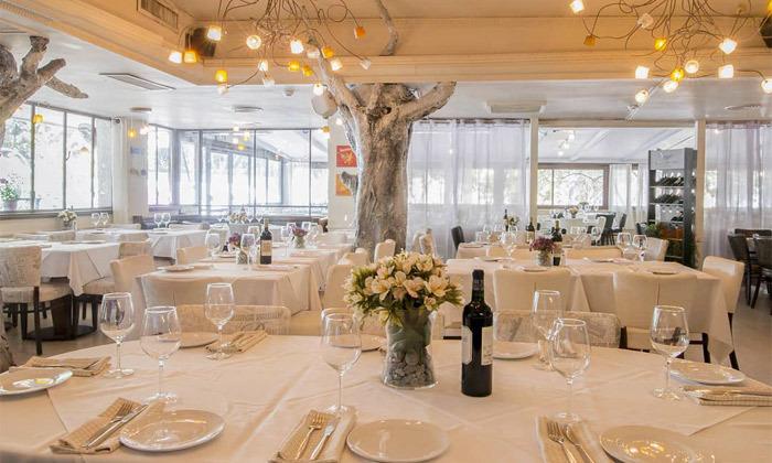 21 מסעדת טאבולה, הרצליה פיתוח