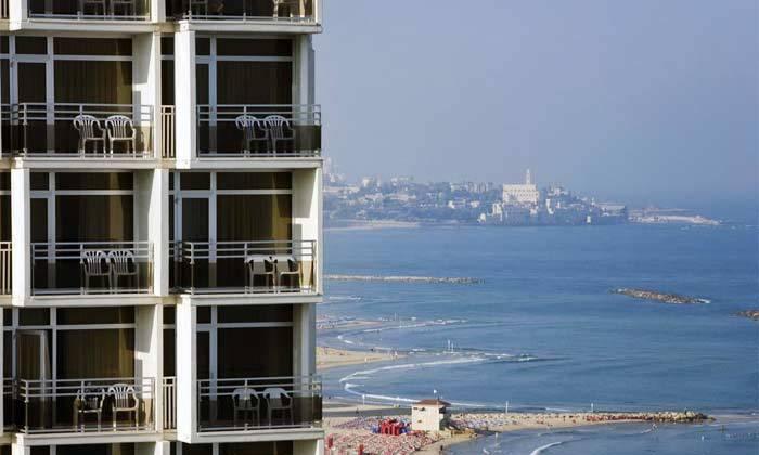 """5 חופשה בסטייל תל אביבי - מלון רנסנס ת""""א מרשת Marriott הבינ""""ל"""