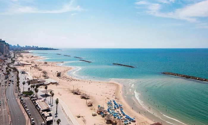 """4 חופשה בסטייל תל אביבי - מלון רנסנס ת""""א מרשת Marriott הבינ""""ל"""
