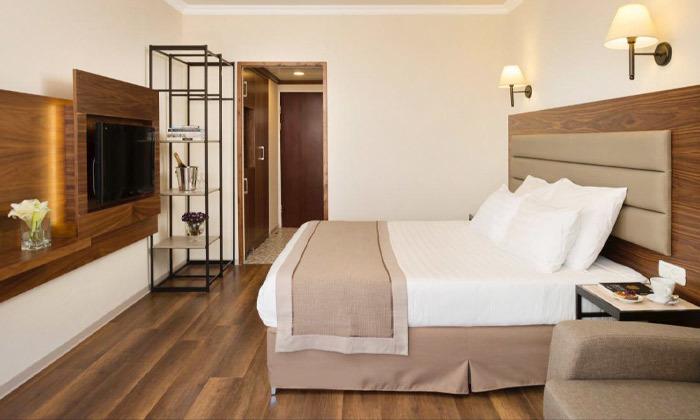 8 חופשה משפחתית קיצית במלון גולדן קראון בנצרת, עד 2 ילדים חינם