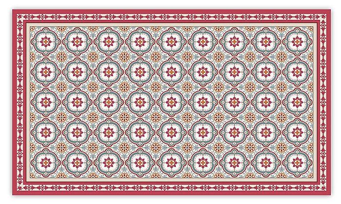 3 שטיח כניסה לבית עשוי PVC דגם איזבלה