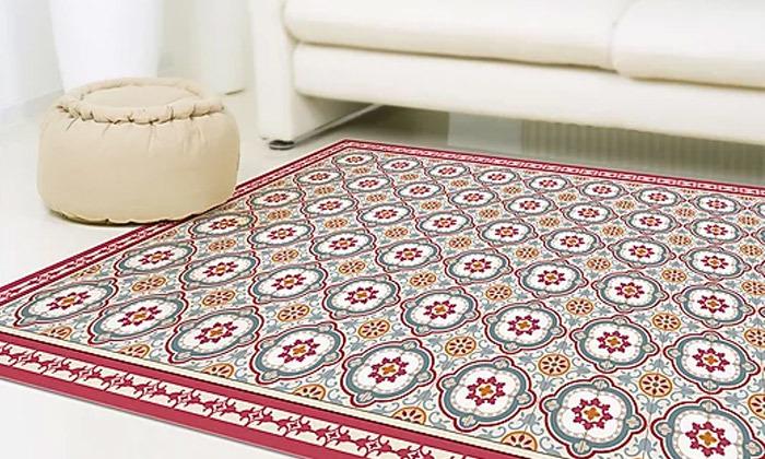 2 שטיח כניסה לבית עשוי PVC דגם איזבלה