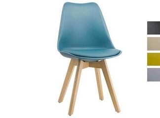 כיסא פינת אוכל מרופד