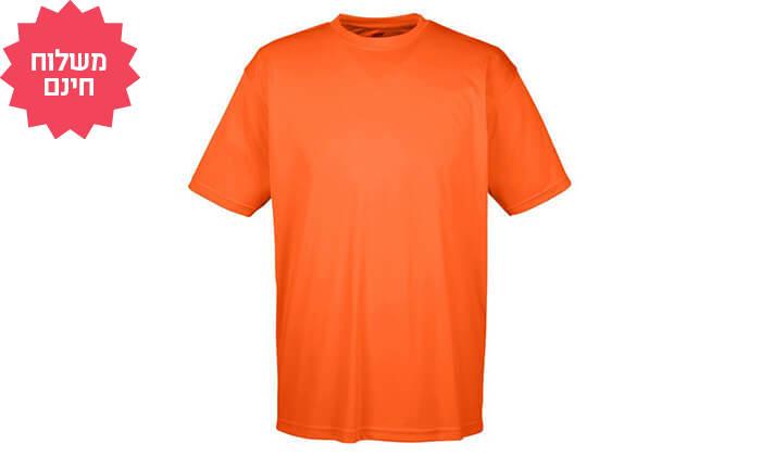 3 סט 5 חולצות מנדפות זיעה של T-Gold