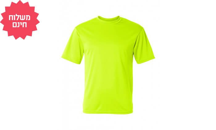 7 סט 5 חולצות מנדפות זיעה של T-Gold