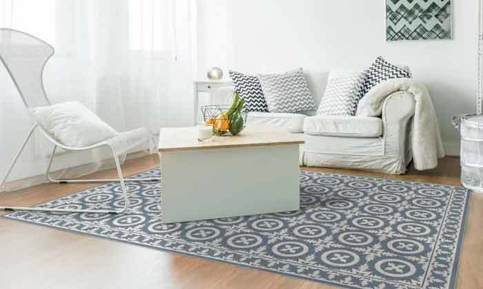 2 שטיח כניסה לבית עשוי PVC דגם ורונה